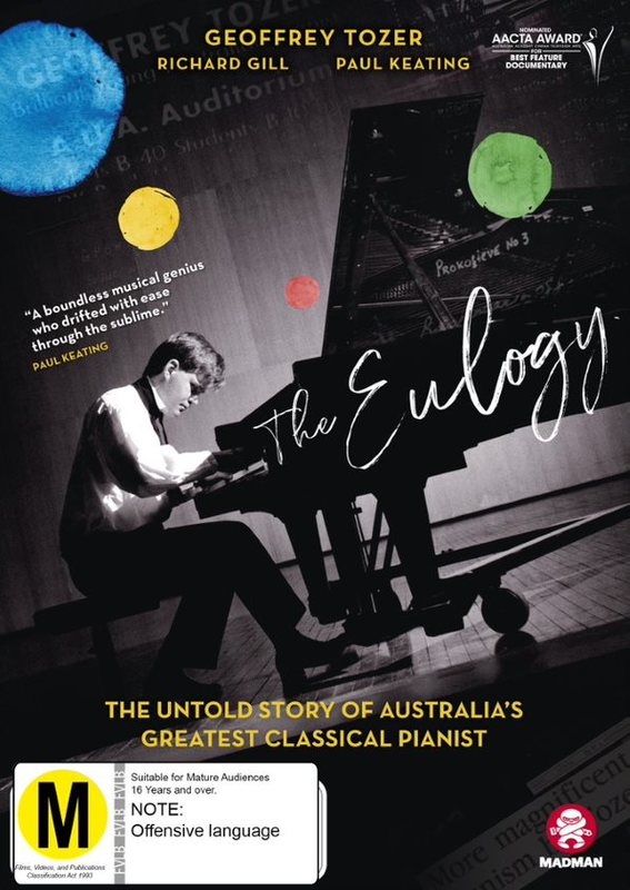 The Eulogy on DVD