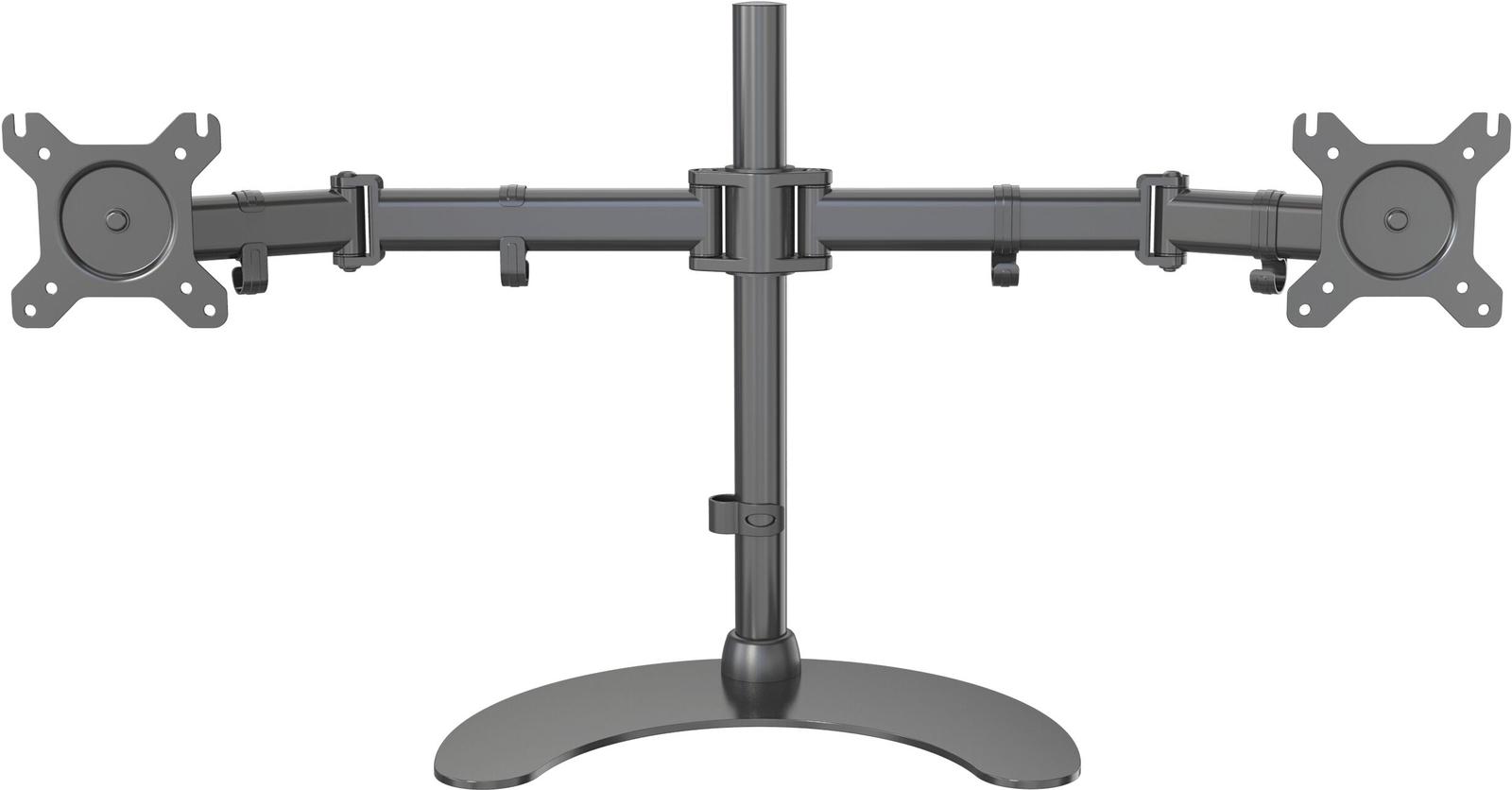 Gorilla Arms Dual Freestanding Monitor Mount image