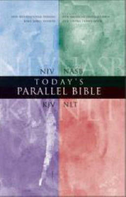 Today's Parallel Bible by Zondervan Publishing image