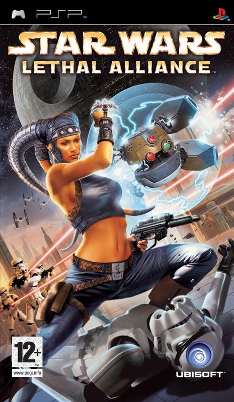 Star Wars Lethal Alliance (Platinum) for PSP