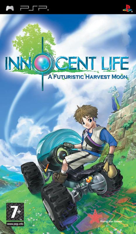 Innocent Life: Harvest Moon for PSP