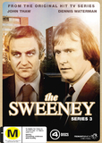 The Sweeney - Series 3 (4 Disc Set) DVD