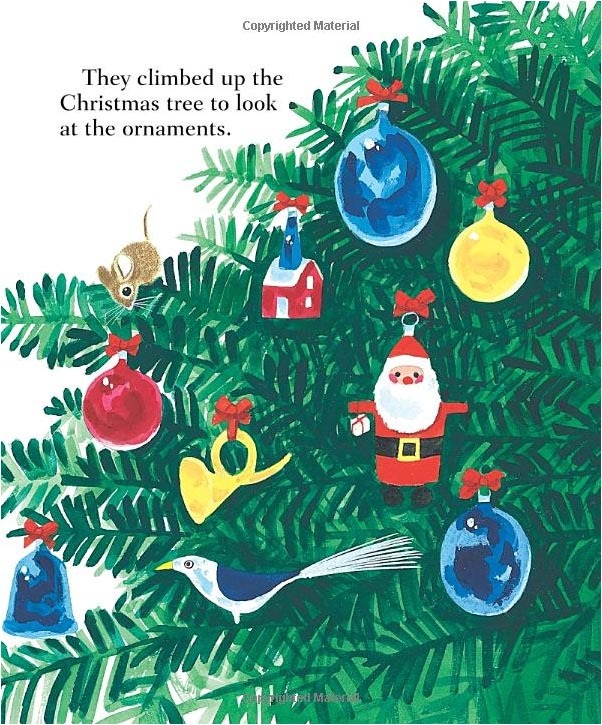 Richard Scarry's Christmas Mice image