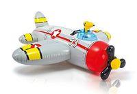 Intex: Water Gun Plane Ride-On - Grey