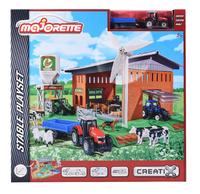 Majorette: Creatix Farm Stable Playset
