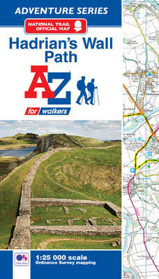 Hadrian's Wall Path Adventure Atlas image
