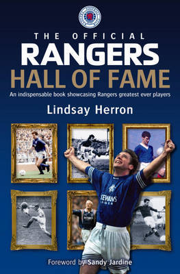 The Official Rangers Hall of Fame by Lindsay Herron image