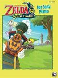 The Legend of Zelda Spirit Tracks for Easy Piano by Alfred Publishing