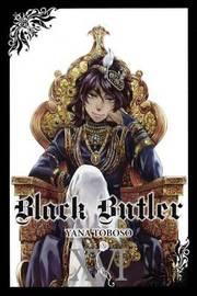 Black Butler, Volume 16 by Yana Toboso