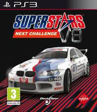 Superstars V8 Next Challenge for PS3