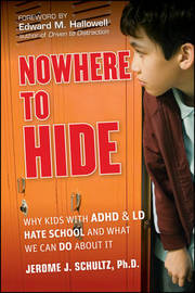 Nowhere to Hide by Jerome J. Schultz