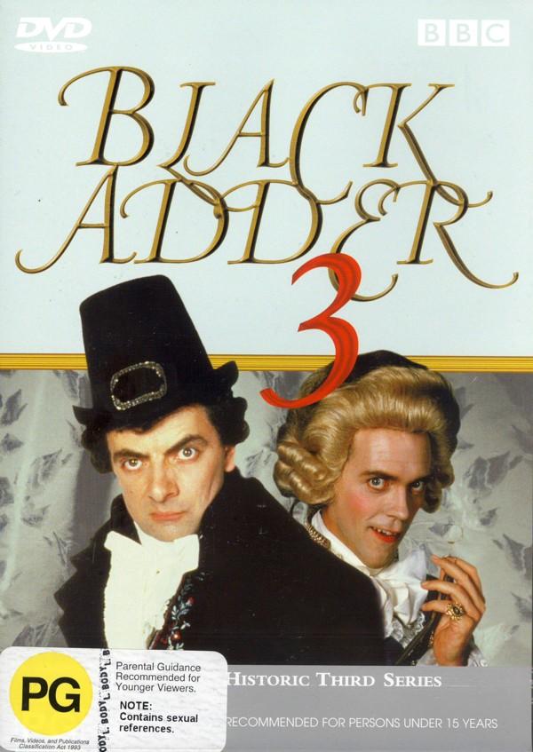 Blackadder - Series 3 on DVD image