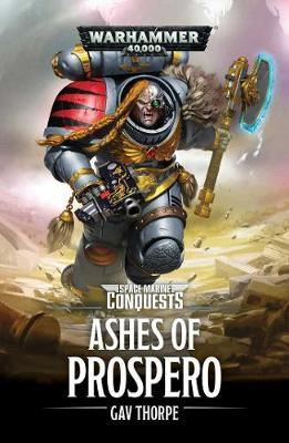 The Ashes of Prospero by Gav Thorpe