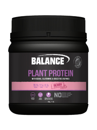 Balance Naturals Plant Protein - Berry (500g)