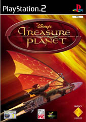 Treasure Planet for PlayStation 2