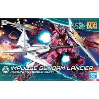 HGBD 1/144 Impulse Gundam Lancier - Model kit