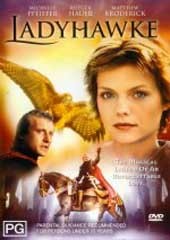 Ladyhawke on DVD