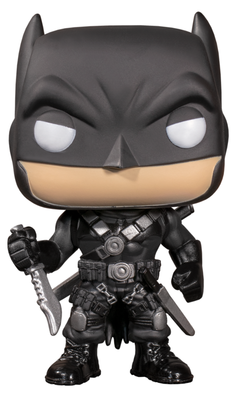 DC Comics: Batman (Grim Night) - Pop! Vinyl Figure