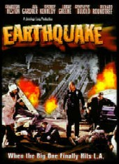 EarthQuake on DVD