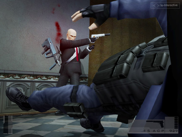 Hitman: Contracts for PC Games image