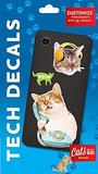Tech Decals: Cats on the Go (Customise your gadgets) by Chronicle Books