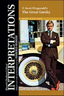 """F. Scott Fitzgerald's """"The Great Gatsby"""