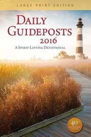 Daily Guideposts 2016 by Zondervan
