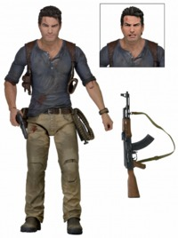 "Uncharted 4 - 7"" Ultimate Nathan Drake Figure"