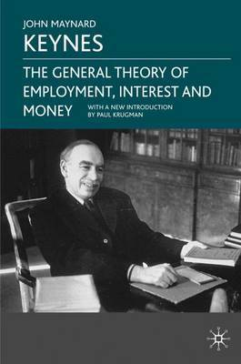 The General Theory of Employment, Interest and Money by John Maynard Keynes image