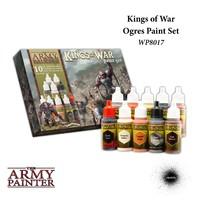 Army Painter Warpaints Kings of War Ogres Paint Set image