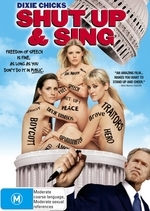Dixie Chicks - Shut Up And Sing on DVD
