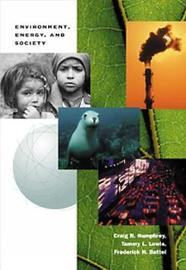 Environment, Energy, and Society by Tammy L. Lewis image