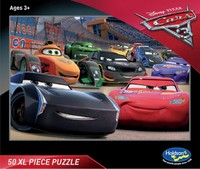 Holdson: Cars 3 50 XLpc puzzle - Winning At Full Speed