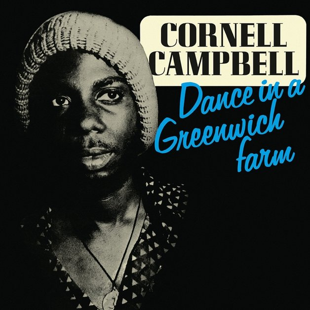 Dance In A Greenwich Farm (LP) by Cornell Campbell