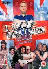 Little Britain - The Complete Collection (8 Disc Box Set) on DVD