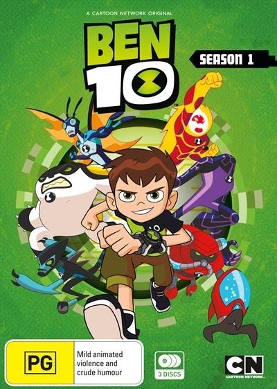 Ben 10 (2016) Season 1 on DVD image