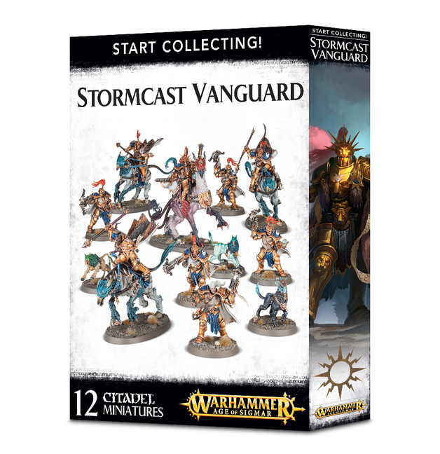 Warhammer Start Collecting! Stormcast Vanguard