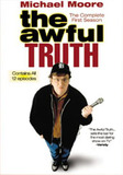 Michael Moore - The Awful Truth: Series 1 (2 Disc Set) on DVD