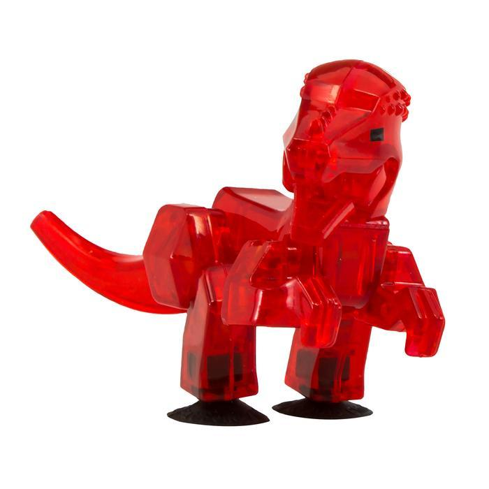 Stikbot: Dino Single - Pachycephalosaurus (Red) image