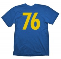 """Fallout T-Shirt """"Vault 76"""", XL"""