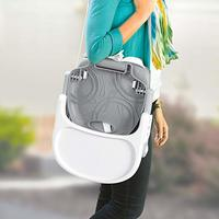 Chicco: Pocket Snack Booster Seat - Greymist image