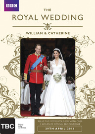 The Royal Wedding: William & Catherine on DVD