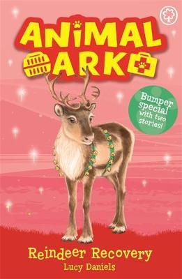 Animal Ark, New 3: Reindeer Recovery by Lucy Daniels image