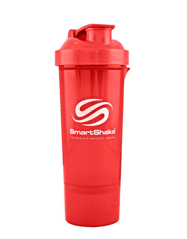 Smartshaker Slim - Red (500ml)