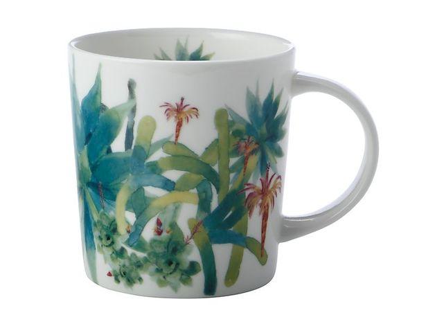 Maxwell & Williams: Royal Botanic Garden Arid Garden Mug - Agave (300ml)