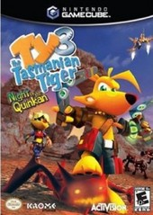 Ty3: Night of the Quinkan for GameCube