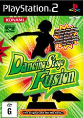 Dancing Stage Fusion for PlayStation 2
