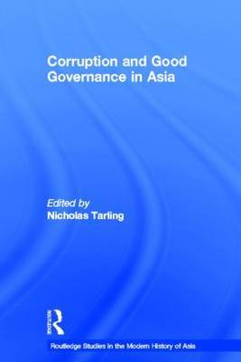 Corruption and Good Governance in Asia image