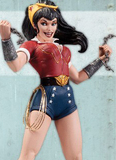 Wonder Woman Bombshells Statue