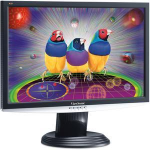 "Viewsonic VX2640W 26"" Wide LCD 1920x1200 3ms Black/Silver"